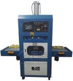 Halbautomatische Hochfrequenzschweißens-und Ausschnitt-Maschine