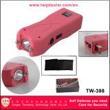 Mini-choque elétrico Stun Guns com lanterna