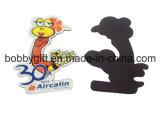 Magnete popolare all'ingrosso del frigorifero del fumetto di disegno da vendere