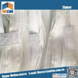 Vislonのジッパー、プラスチックジッパー、3#、4#、4.5#、5#、8#、10#の製造業者は使用できる、OEM歓迎されている