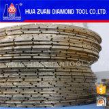 Лезвия диаманта для влажного гранита мрамора вырезывания