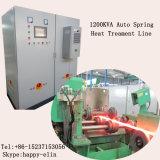 강철 용수철 온라인 열처리 (XG-600B)를 위한 유도 가열 장비