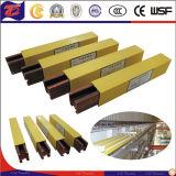 Barre stable simple de conducteur d'usine de Pôle de grue électrique