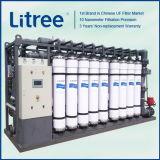 Módulo de la membrana de Litree uF, mejorando la calidad del agua de Coutryside (LH-1060-V)