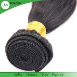 Trama umana di vendita degli accessori di estensione dei capelli dell'onda calda del corpo