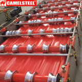Camelsteel 색깔 Aluzinc는 강철 코일 JIS G3321를 입혔다