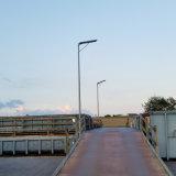 Alle in ein integrierten Solar-LED-Fühler-Straßenlaterne
