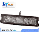 Lampada d'avvertimento Emergency della griglia dello stroboscopio dell'istantaneo del falò dell'alta automobile di Brightnes LED Lighthead
