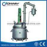 Réacteur chimique à haute efficacité en acier inoxydable