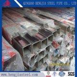 ASTM A554 304のステンレス鋼の溶接された正方形の管