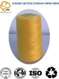 Filati cucirini 100% della tessile di Buon-Quantità del poliestere