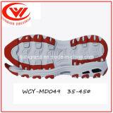 Le modèle neuf folâtre la semelle d'EVA de chaussures d'Outsole de chaussures