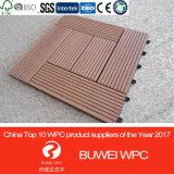 DIY WPC Deck carreaux pour Outdoor
