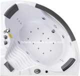 Bañera de hidromasaje caliente de ajuste interior con reposacabezas de estilo nuevo (CDT-003)