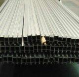 Türen und Windows-Puder-beschichtender Aluminiumlegierung-Profil-Grad 6063 T5