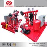 """Chinesische Laufkatze-Wasser-Pumpe 2 """", 3 """", 4 """" /Fire Fighting-Gerät"""