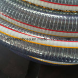 PVC鋼線のホース