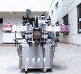 Máquina de escritura de la etiqueta automática de alta velocidad de la etiqueta engomada de dos caras
