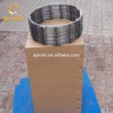 Cbt-65 316 en acier inoxydable de haute sécurité rasoir sur le fil de fer barbelé concertina