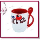 Colore Ceramic Sublimation Mug con Spoon da Mejorsub