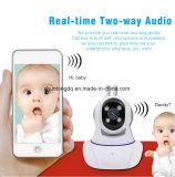 Wanscamの屋内無線機密保護1.3MP IPのカメラのWiFiホームアラーム監視の夜間視界CCTV HD 720p 960pのカメラP2pの赤ん坊のモニタ