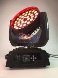 4in1 Licht van het LEIDENE 36*10W RGBW het Bewegende HoofdEffect van de Was met Gezoem