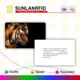Smart card da alta qualidade RFID do preço de fábrica (amostras livres)