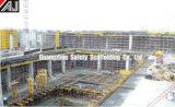 Échafaudage Cuplock en acier inoxydable pour construction de bâtiments, Guangzhou Fabricant