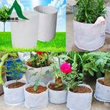 熱い販売及び高品質は鍋2ガロンのファブリック割引の袋を育てる