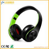 Fabricante estereofónico de China do estilo do Headband BT do auscultadores sem fio do OEM