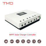 La haute tension 80A 100un contrôleur de charge solaire murale pour système d'alimentation solaire