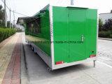 Chariot de nourriture de China Mobile/camion nourriture de déjeuner