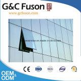 De Gordijngevel van het Glas van het Aluminium van het Comité van de Muur van de Voorzijde van de Prijs van het Bouwmateriaal