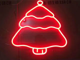 Im Freien dekorative LED Neonbeleuchtung-kundenspezifisches Neonzeichen des Weihnachten