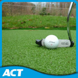 Verde de Putting, hierba de golf, hierba artificial para el campo del golf (G13-2)