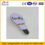 Kundenspezifisches spezielles Decklack-Birnepin-Abzeichen für das Bekanntmachen