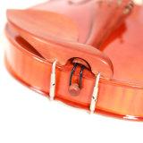 4/4 полный размер базовой профессиональной треугольной формы Super лампа подвески скрипка жесткий чехол