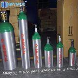 A CGA870 Reguladores de oxigénio médicos usados DOT3al do cilindro de oxigênio