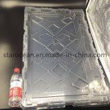 0,8 mm embalaje pesado de la tecnología electrónica de la bandeja de la industria