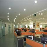 Habitación de Hospital de la fábrica de vivienda de la luz de lámpara de techo Iluminación Ronda2835 SMD de 6W panel LED