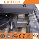 Arrière zéro de CT16-9b (1.6t&1700kg)/excavatrice hydraulique châssis escamotable mini