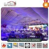При отклонении от нормы Weddding 3000 сиденья палатка зал с красивым оформлением в Пакистане