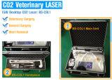 Sistema de laser de CO2 cirúrgico Portable CO2 fracional cirúrgica máquina de tratamento a laser