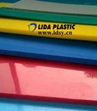 Maagdelijk Materieel Kleurrijk PE van 100% Blad