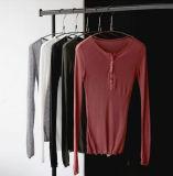 Высокое качество короткие втулки хлопок футболка производителя