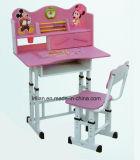 Tabella e presidenza di legno della mobilia del capretto per il bambino (LL-TC010)