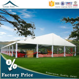 De tijdelijke Beweegbare Tent van het Huwelijk van de Partij van de Markttent van de Spanwijdte van de Breedte van 6m/10m/12m/15m Traditionele met Stoelen Chiarivari