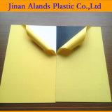 Embalaje de cartón de hojas autoadhesivas de PVC de 1,0 mm 1,5 mm de espesor