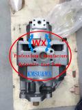 Насос с зубчатой передачей машины Wa100-5 двигателя затяжелителя SA6d170 колеса Hot~OEM Komatsu неподдельный гидровлический: 705-52-30960 запасные части
