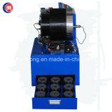 10 ans de boyau hydraulique fiable de performance de vente directe sertissante de machine